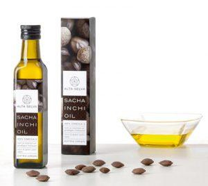 Olio di Sacha Inchi
